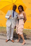 Andre Harrell Photo - Prince Harry Returns to New York to Play in the Third Annual Veuve Cliquot Polo Classic to Benefit American Friends of Sentebale Celebrity Arrivals Governors Island NYC June 27 2010 Photos by Sonia Moskowitz Globe Photos Inc Andre Harrell