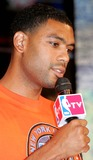 Allan Houston Photo - Nba Store Hosts the 4th Annual Back-to-school Style Preview at the 5th Ave Nba Store  New York City 08172004 Photo by Rick MacklerrangefinderGlobe Photosinc Allan Houston
