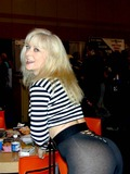 Nina Hartley Photo - East Coast Video Show in Atlantic City NJ September 30  2003 - October 1 2003 Atlantic City Convention Center Actress Nina Hartley Photo Bybruce CotlerGlobe Photos Inc 2003