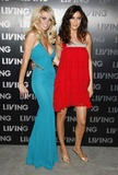 Abigail Clancy Photo - Living 2007 Summer Schedule Launch-arrivals-z Rooms Brick Lane London United Kingdom 05-10-2007 Photo by Mark Chilton-richfoto-Globe Photosinc Abigail Clancy and Lisa Snowdon