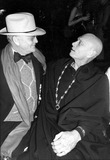 Yul Brynner Photo - Truman Capote and Yul Brynner at Studio 54 Photo by Globe Photos Inc