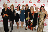 Andrea Mclean Photo - The Cast of Loose Women Tv Presenters 2009 Tv Quick and Tv Choice Awards at Dorchester Hotel in Park Lane  London  England 09-07-2009 Photo by Neil Tingle-allstar-Globe Photos Inc K63060alst Andrea Mclean  Jane Mcdonald and Lesley Garrett