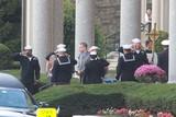 Yogi Berra Photo - Tim Berra at Yogi Berra Funeral Services at the Church of the Immception Montclair New Jersey John BarrettGlobe Photos