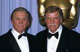 Burt Lancaster Photo - Photo Globe Photos Inc Kirk Douglas and Burt Lancaster Kirkdouglasretro