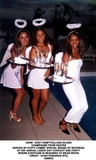 Hugh Edwards Photo - 499 - East Hamptonlong Island Champagne From Heaven Served by Puffy Combs Special Brand of Waitress at His Annual Labor Day Cookout and Party Where Everyone Is Required to Wear White Credit  Hugh Edwards IpolGlobe Photos Inc