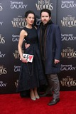America Olivo Photo - The World Premiere of Into the Woods the Ziegfeld Theater NYC December 8 2014 Photos by Sonia Moskowitz Globe Photos Inc 2014 America Olivo Christian Campbell