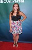 Aylin Bayramuglu Photo - NBC Universal Summer Press Tour at the Beverly Hilton in Beverly Hills CA 72512 Photo by James Diddick-Globe Photos copyright 2012 Aylin Bayramuglu