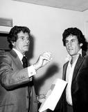 Hugh OBrian Photo - Hugh Obrian and Paul Michael Glaser at the Hugh Obrian Acting Awards 10171978 1970s 3061 Nate CutlerGlobe Photos Inc
