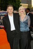 Andrew Niccol Photo - Simone Premiere at Mann National Theatre in Westwood CA Writer - Director Andrew Niccol and His Wife Grace Photo by Fitzroy Barrett  Globe Photos Inc 8-13-2002 K25824fb (D)