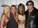 Brian Quintana Photo - Traci Bingham Website Launch Party at the Spider Club Hollywood CA 101304 Photo by ClintonhwallaceipolGlobe Photos Inc 2004 Katie Lohmann Brian Quintana ( From the Stephanie Powers Scandal ) Traci Bingham Jason Davis and Friends